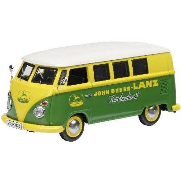 VW T1 John Deere Lanz 1:43