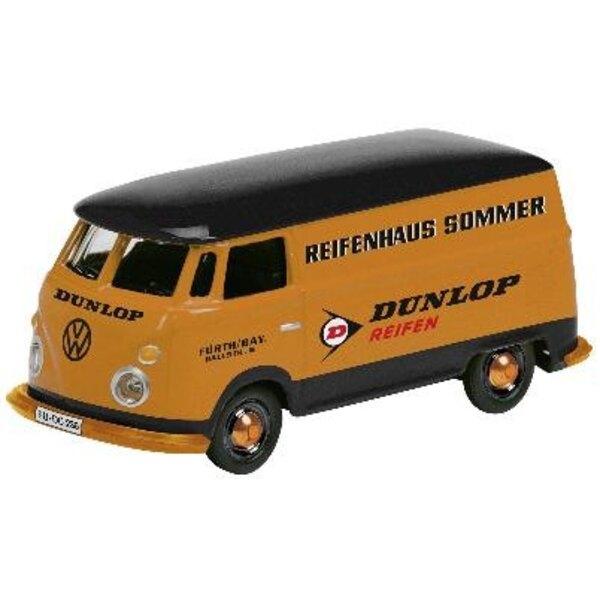 VW T1 Truck.Dunlop Orange 1:87