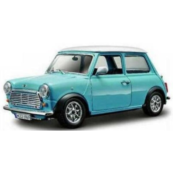 Mini Cooper 1969 Kit 1:24