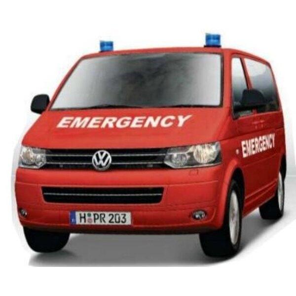 Volkswagen T5 Van 1:50