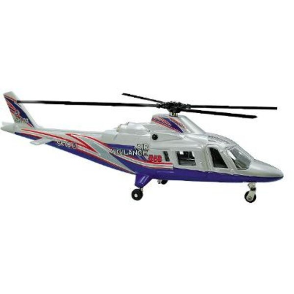 Helicopter Agusta 220Mm