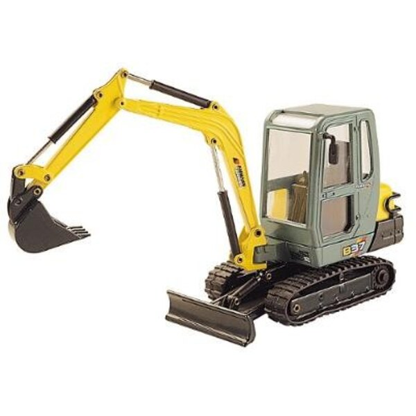 Mini Shovel Amman Yanmar 1:32