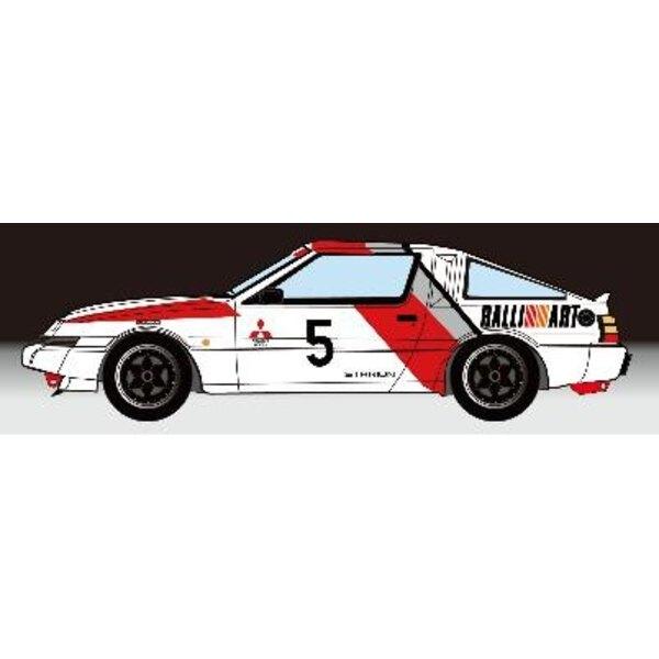 Mitsubishi Starion Gra 86 1:43