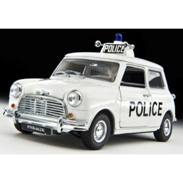Mini Cooper Police Fr 1:18