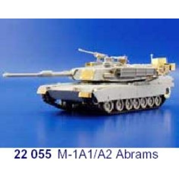 M1A1/A2 Abrams (designed to be assembled with model kits from Dragon)