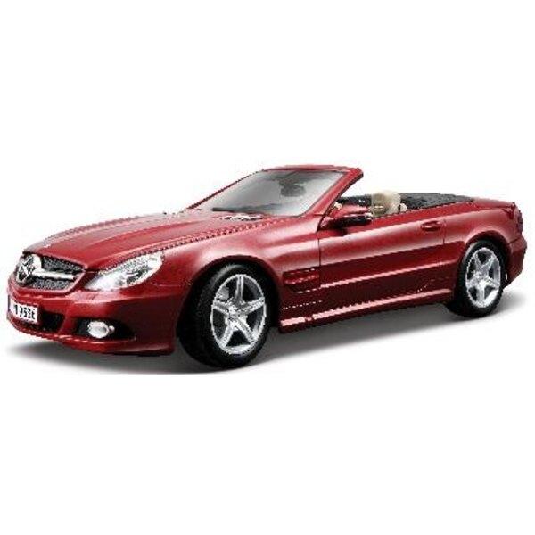 Mercedes Benz Sl550 1:18