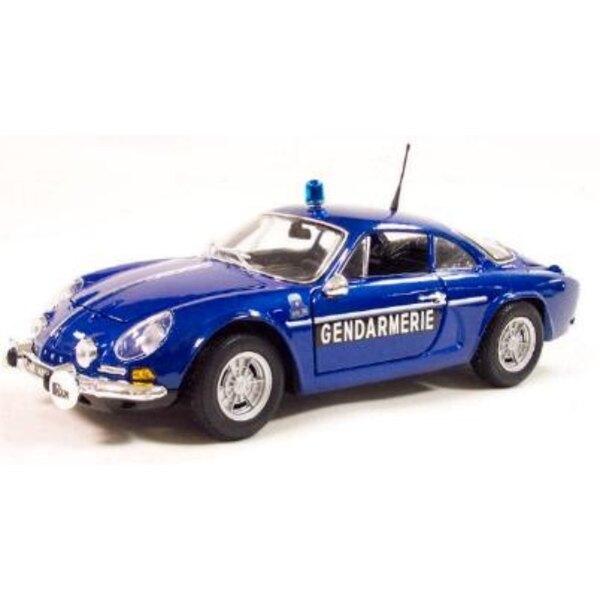 Alpine 1600S French Gendarmerie 1:18