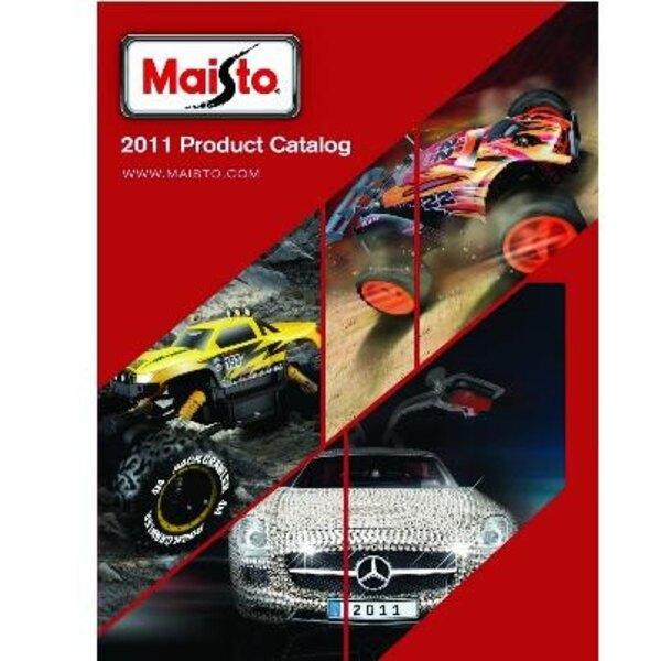 Maisto Catalogue 2011