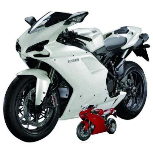 Ducati 1198 2 Models 1:12