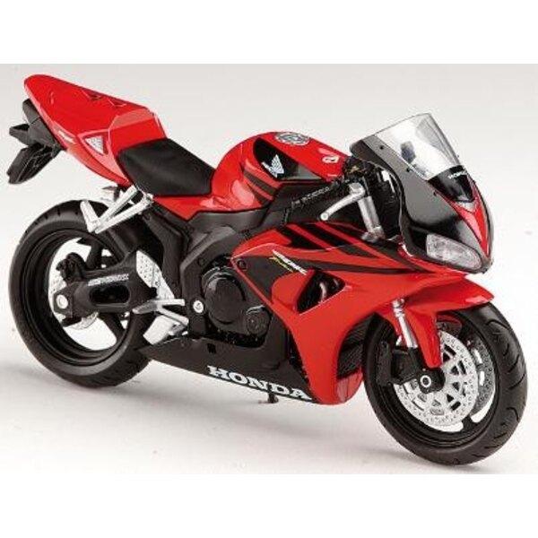 Honda Cbr 1000 Rr 2007 1:18