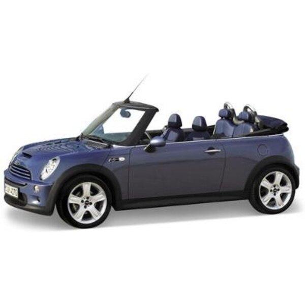 Mini Cooper S Cabriolet 1:18