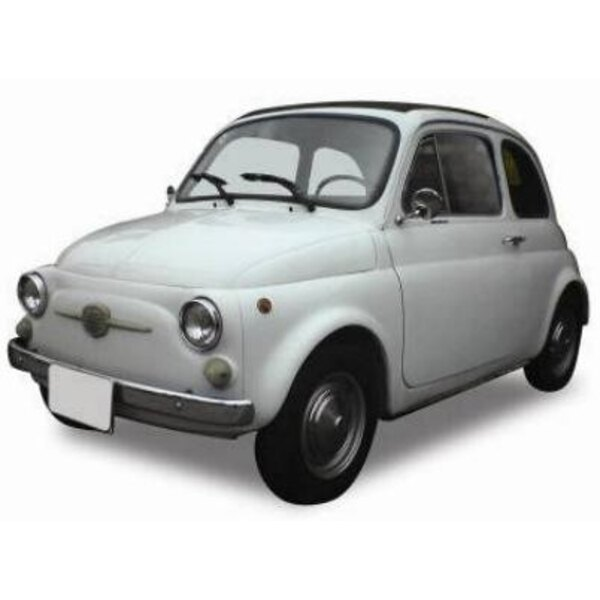 Fiat 500 1957 1:18