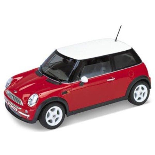 Mini Cooper 1:24