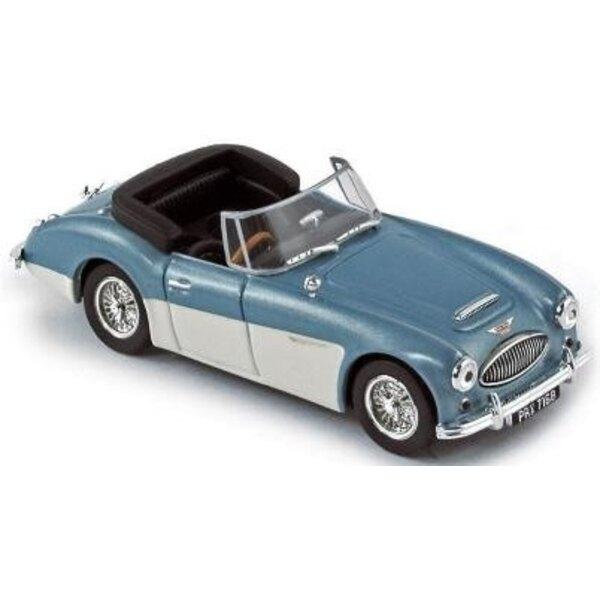 Austin Healey 3000 Mk3 64 1:43