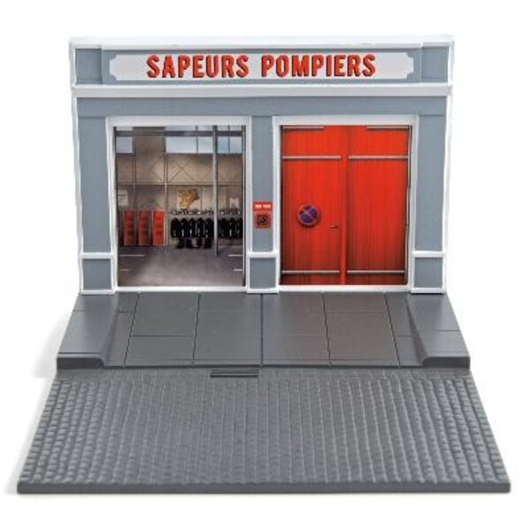 Fire Station 1:43