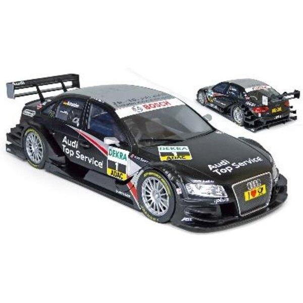 Audi A4 DTM 09 N.1 Scheide 1:18