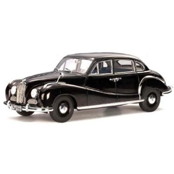 BMW 501 Black 1952 1:43