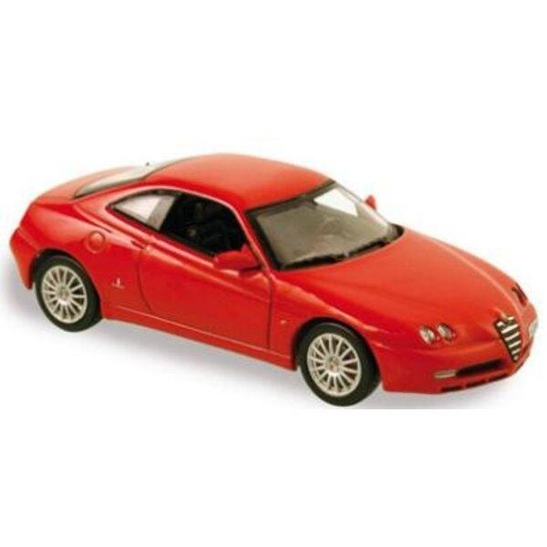 Alfa Romeo Gtv Red 2003 1:43