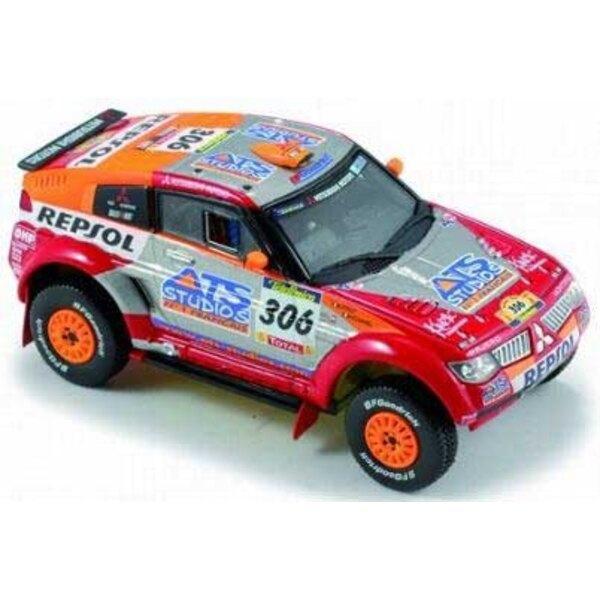 Mitsubishi Pajero 2005 1:43