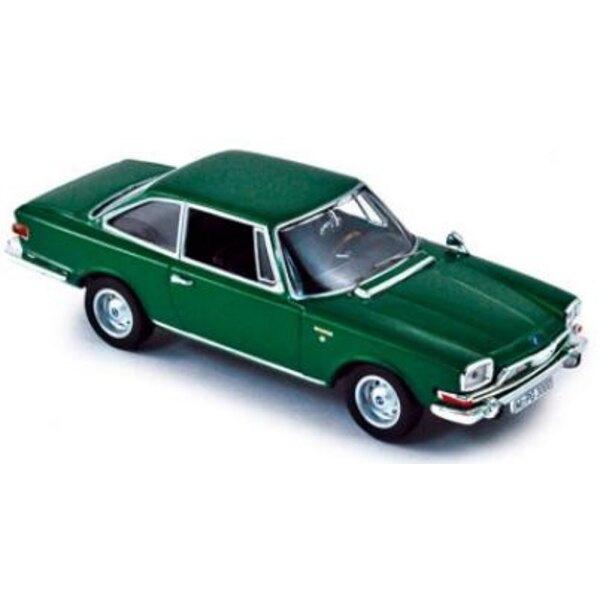 BMW/Glas V8 3000 Green 1968 1:43