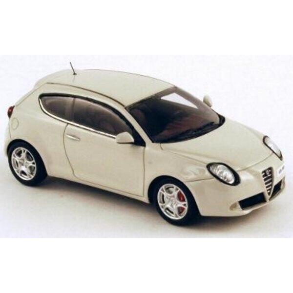 Alfa Romeo Mito Bianco 08 1:43
