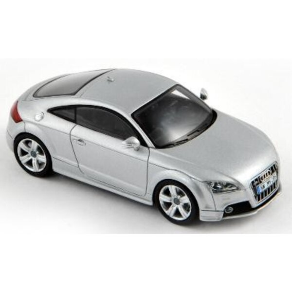 Audi TTS 2010 Grey 1:43