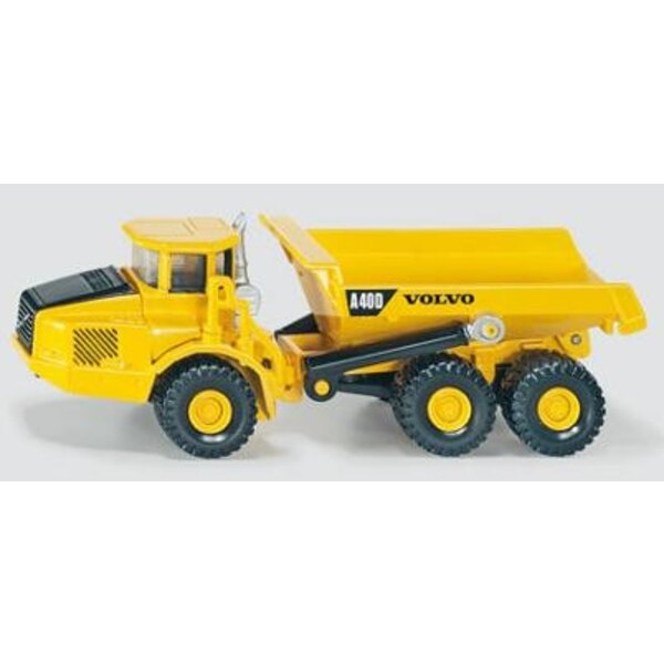 Dumper Articulated Volvo 1:87