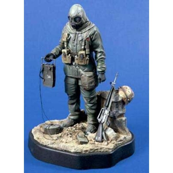 Nbc Soldier Operation Desert Storm 120mm