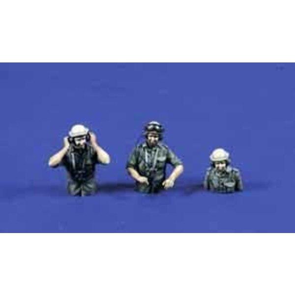 Tank Crew Gulf War 1:35