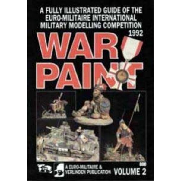 War Paint Euromilitaire Volume 2