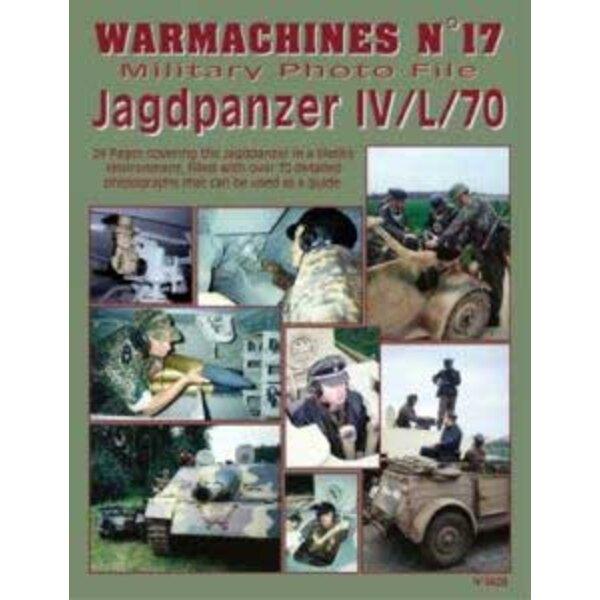Warmachines 17 Jagdpanzer 4