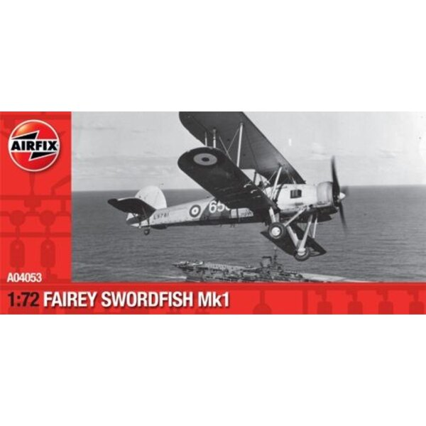 Fairey Swordfish NEW TOOLING