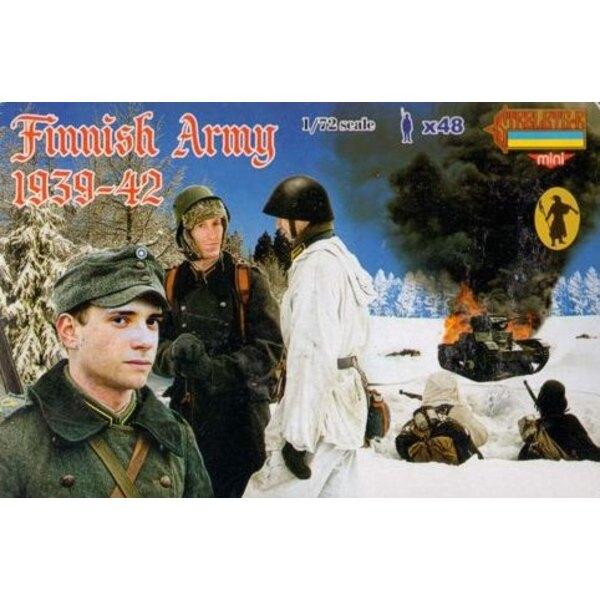 Finnish Army WWII 1939-1942