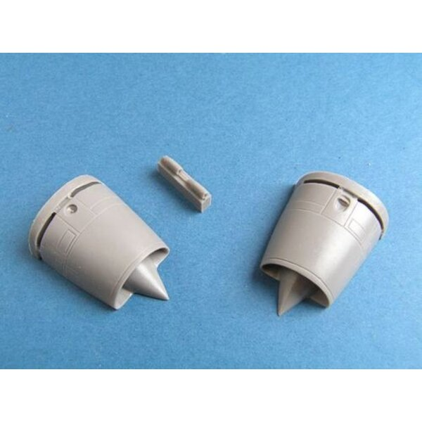 Mirage F1 Starboard intake (designed to be assembled with model kits from Italeri)