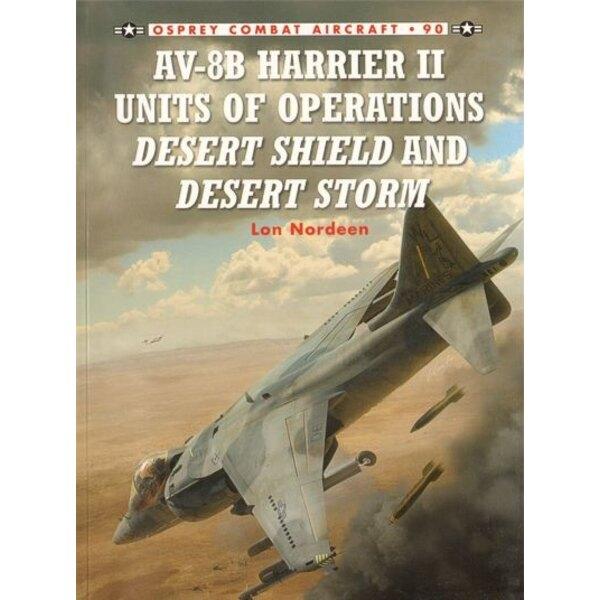 McDonnell-Douglas AV-8B Harrier II Units of Operations Desert Shield and Desert Storm