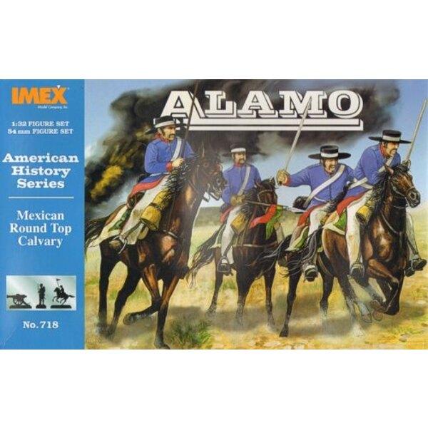 Alamo Round Hat Cavalry