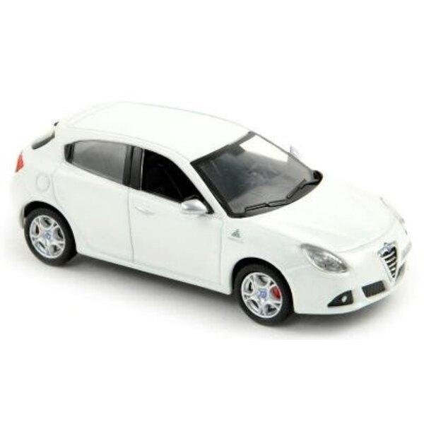 Alfa Romeo Giulietta White 1:43
