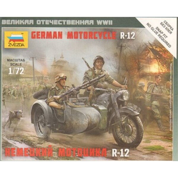 German Motorcycle R-12