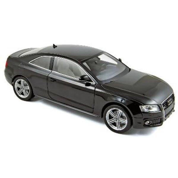 Audi S5 Coupe 2009 Black 1:18