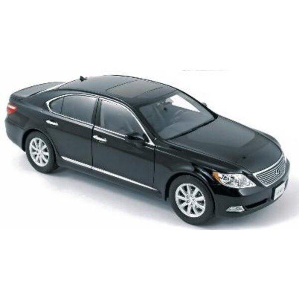 Lexus Ls460 2010 Black 1:18