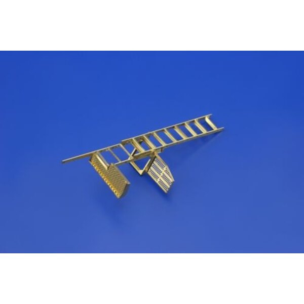 Eurofighter EF-2000 Typhoon ladder (designed to be assembled with model kits from Italeri and Revell)