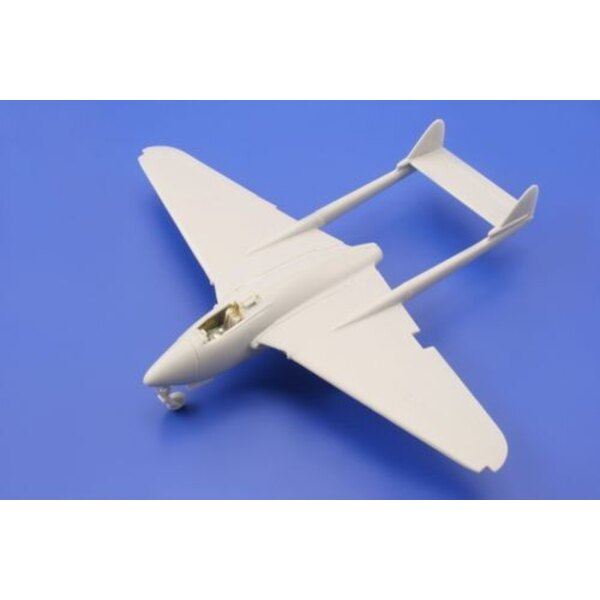 de Havilland Vampire F.6 (designed to be assembled with model kits from A Model)