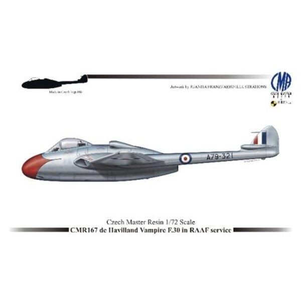 de Havilland Vampire F.30/FB.31