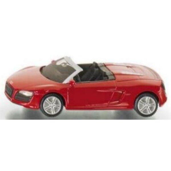 Audi R8 Spyder 1:64