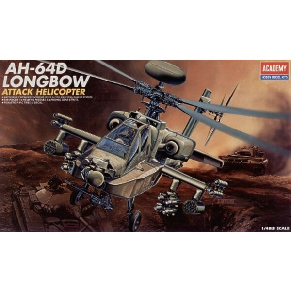 Boeing AH-64D Longbow