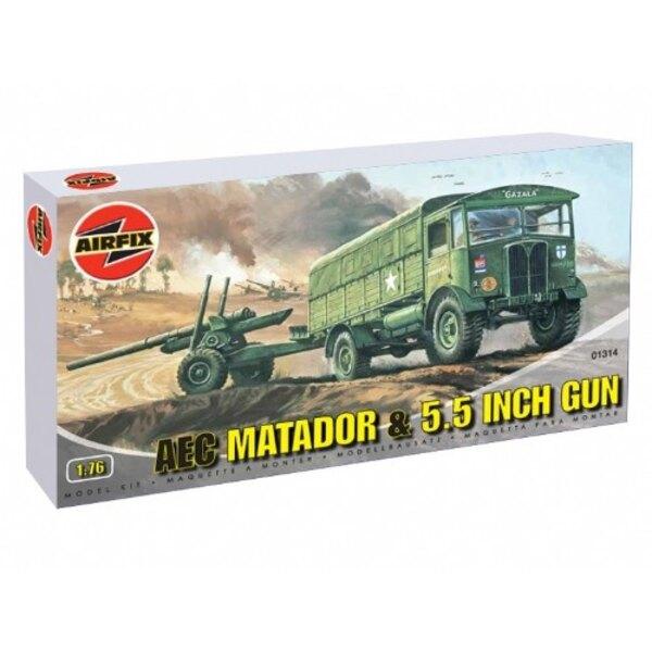 Matador and 5.5 Gun