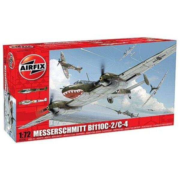 Messerschmitt Bf 110C/D NEW TOOLING