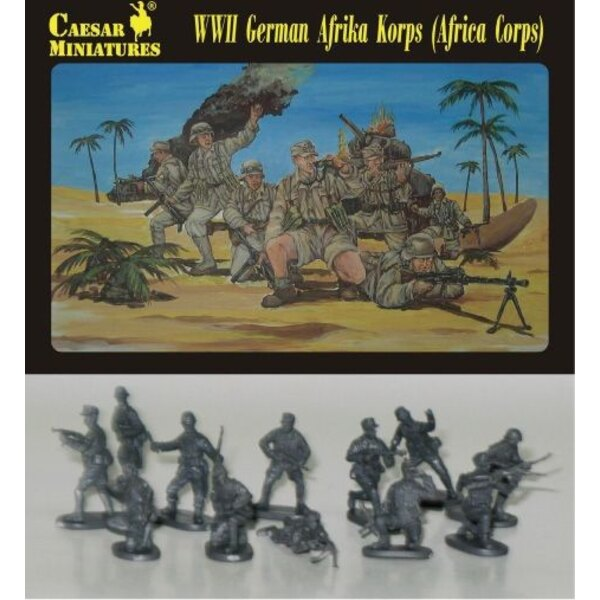 Afrika Korps WWII (Africa Corps WWII)
