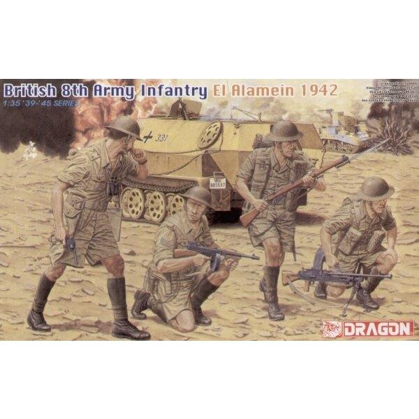 British 8th Army El Alamein 1942