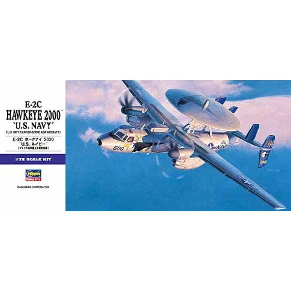 Grumman E-2C Hawkeye 2000 US Navy